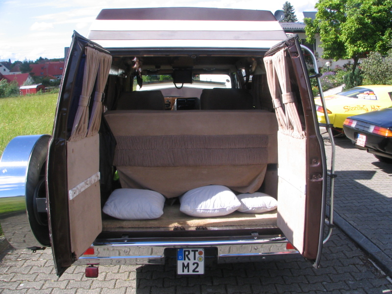 1995 Chevrolet Conversion Van G20 For Sale By Owner